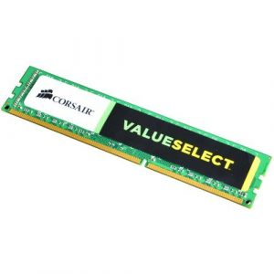 CORSAIR VALUE SELECT 4GB DDR3 RAM