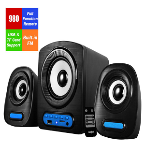 FRONTECH 2.1 MINI MULTIMEDIA SPEAKER [JIL-3938] 1