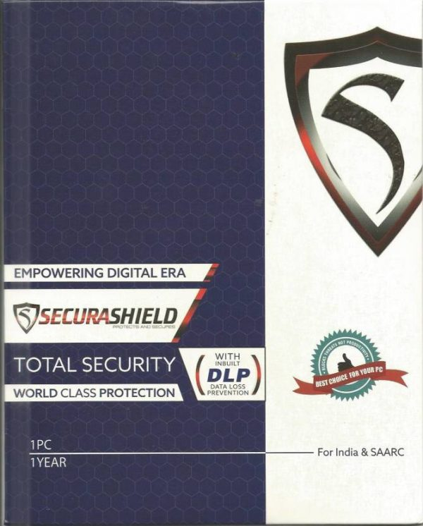 SECURASHIELD TOTAL SECURITY (1 PC 1 YEAR)